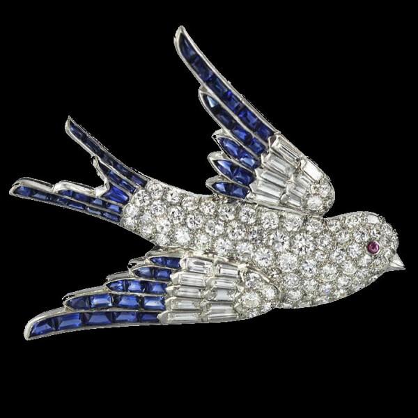 """Qui chantait """"A son front, brillant de mille feux, l'oiseau roi portait un diamant bleu"""" ?"""