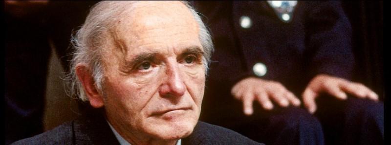 Le procès de Klaus Barbie débute le 11 mai 1987. Où vivait-il avant son arrestation ?
