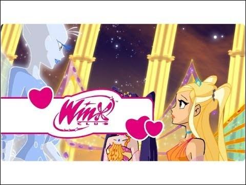Lors de quel épisode les Winx et les spécialistes se rendent-ils au Royaume doré, à la tour Rouge ?