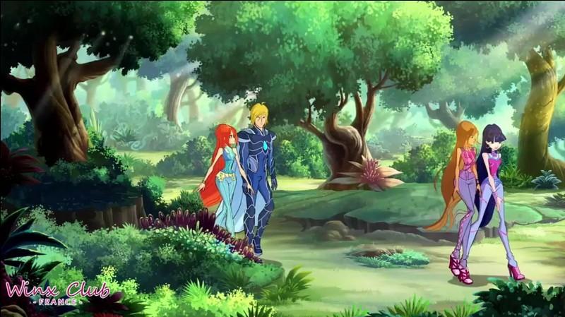 """Dans l'épisode 11 """"Mission au coeur de la jungle"""" de la saison 7, quels animaux les Winx doivent-elles sauver ?"""