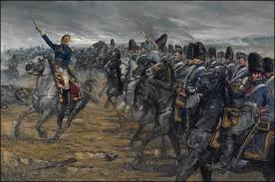 """Lors de la bataille de Waterloo, le 18 juin 1815, quel maréchal de Napoléon s'écria : """"Venez voir comment meurt un maréchal de France ! """" ?"""