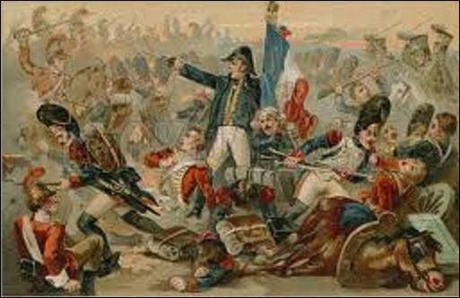 """On continue avec la bataille de Waterloo. Ce même jour, selon une légende, un général de division d'infanterie commandant le dernier carré de la Vieille Garde, sommé de se rendre par le général britannique Corville aurait répondu : """"La garde meurt mais ne se rend pas!"""", puis devant l'insistance de l'Anglais lui cria une réponse plus énergique : """"Merde"""". Qui tint ces propos ?"""