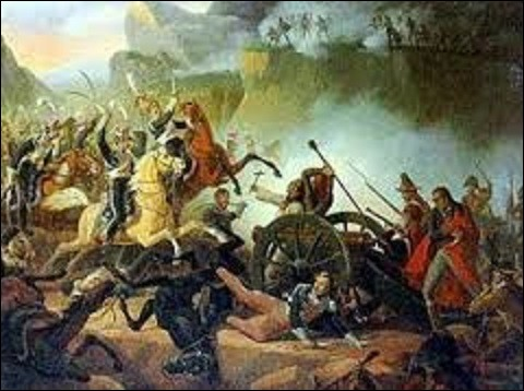 """Je reste un instant avec Napoléon Ier à qui on doit nombre de phrases célèbres de notre histoire. Lors de quelle bataille, qui eut lieu le 30 novembre 1808, l'empereur déclara à un de ses généraux qui était en difficulté : """"Impossible n'est pas français"""" ?"""