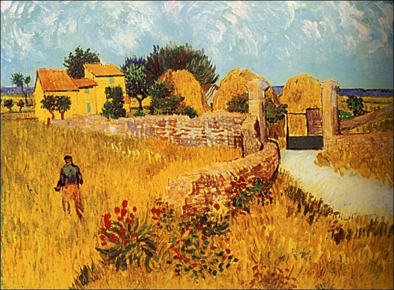 Favori Quizz La Provence en peinture - Quiz Peintres, Peintures, Art KC03