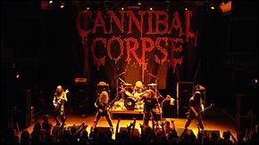 Quel est le style musical de Cannibal Corpse ?