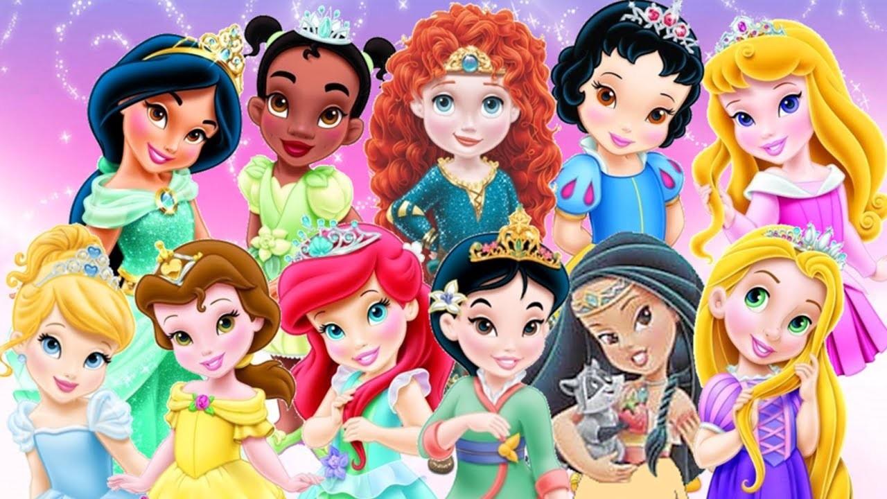 Quelle princesse es-tu ?