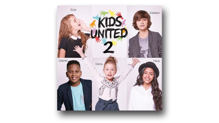 Les chansons des Kids United