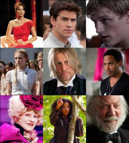 Quel garçon à été tiré au sors lors des 75ème Hunger Games ?