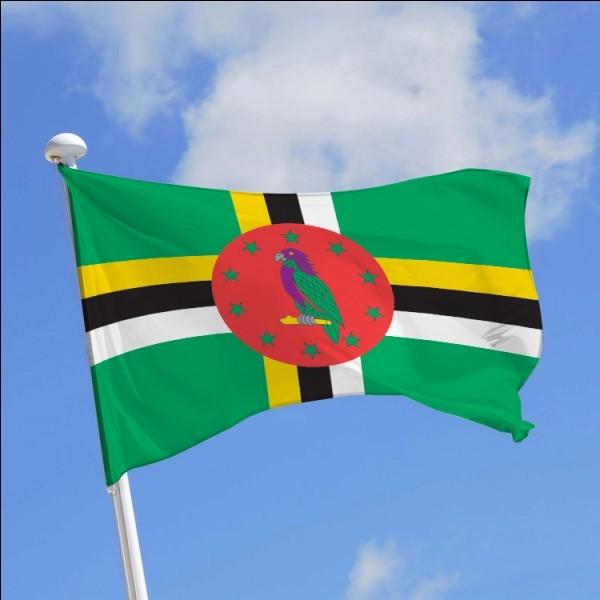 Les drapeaux de A à Z #4
