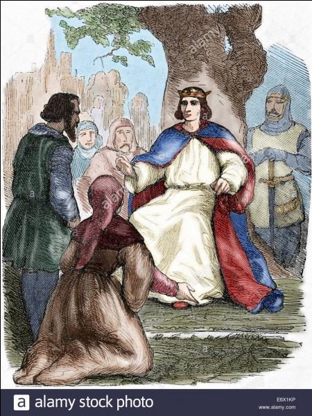 Remontons le temps, en 1270 il meurt devant Tunis, dysenterie, peste, les avis sont partagés !