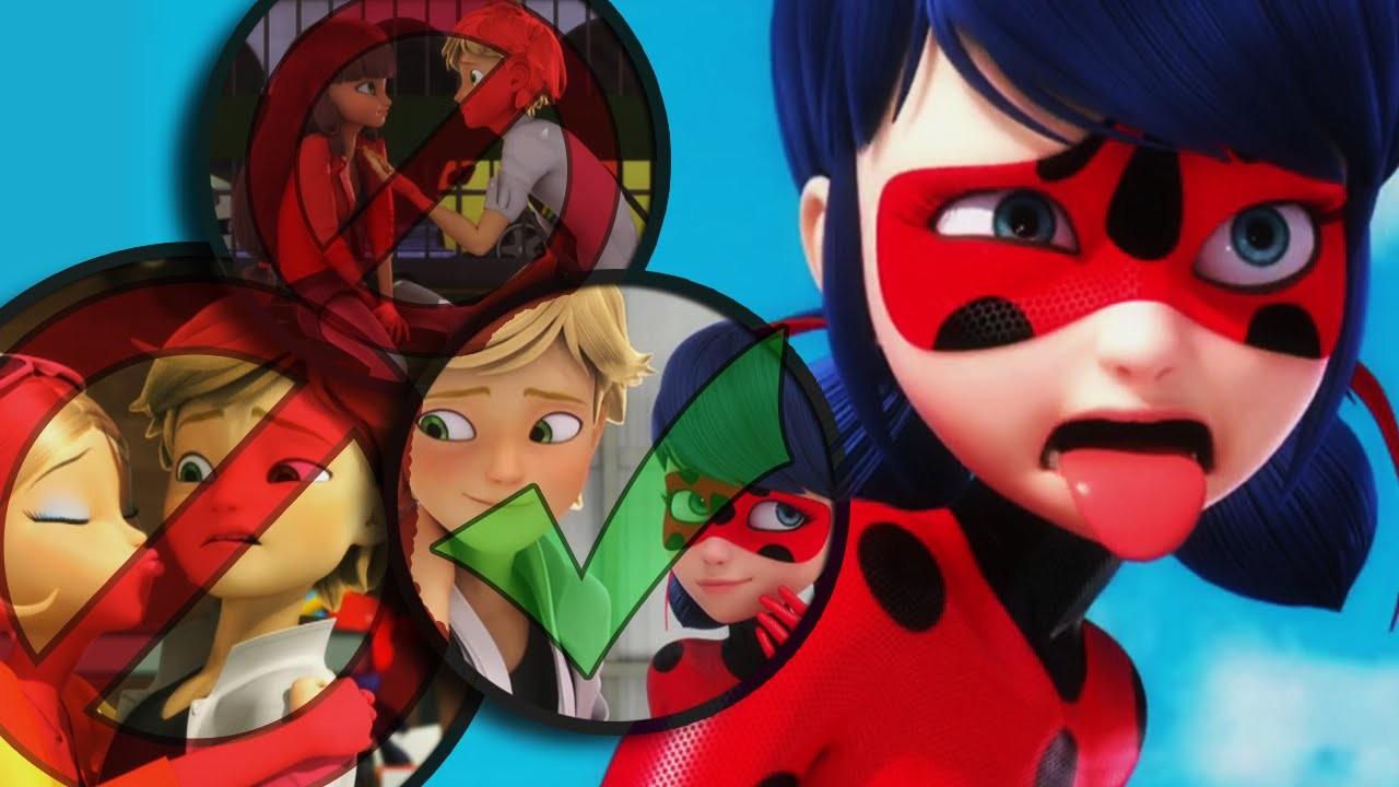 Miraculous, les aventures de Ladybug