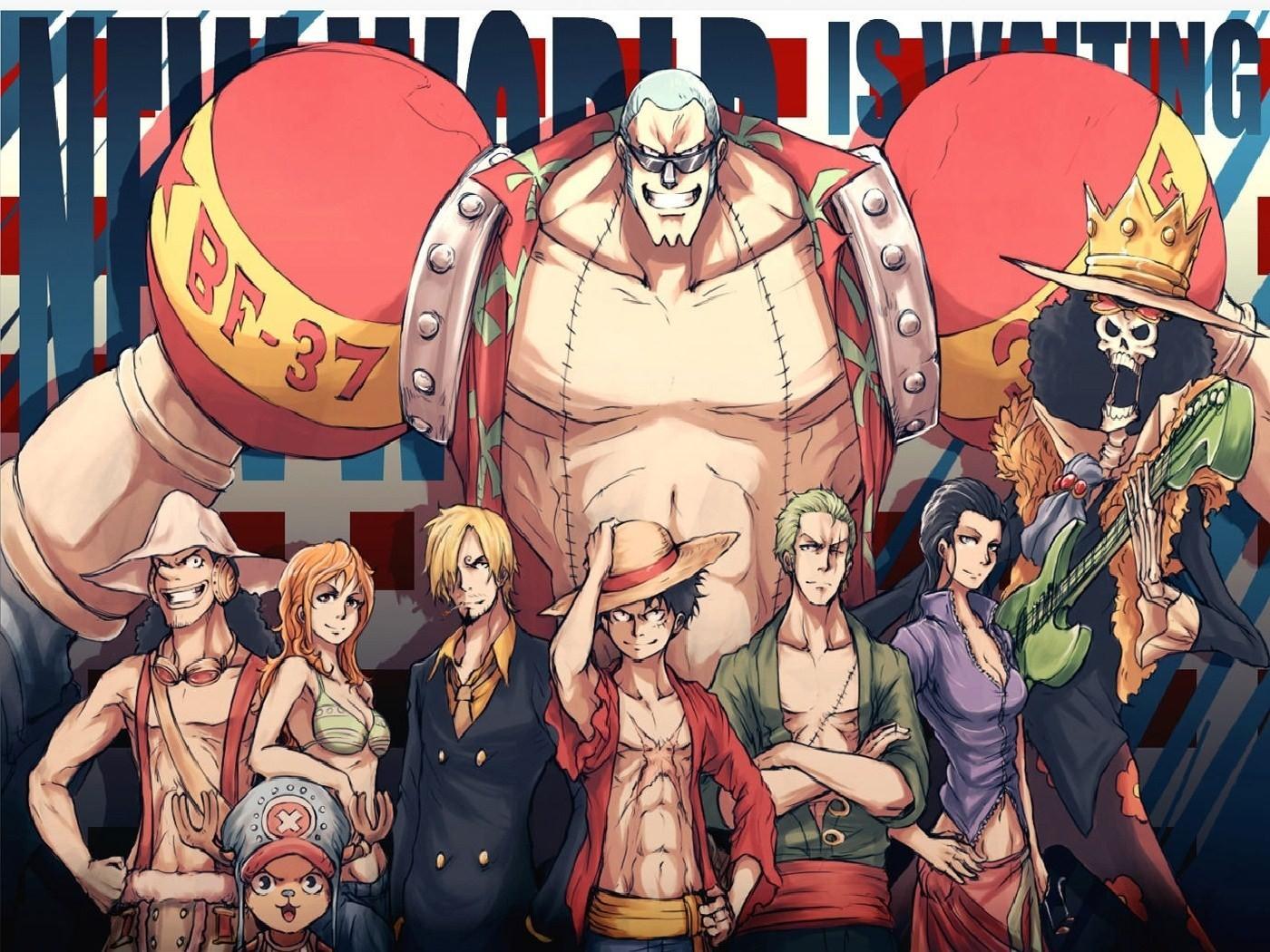 Équipage One Piece (part.1)