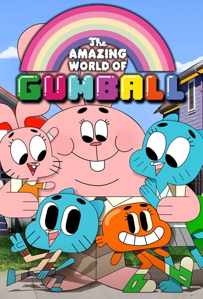 Le Monde incroyable de Gumball