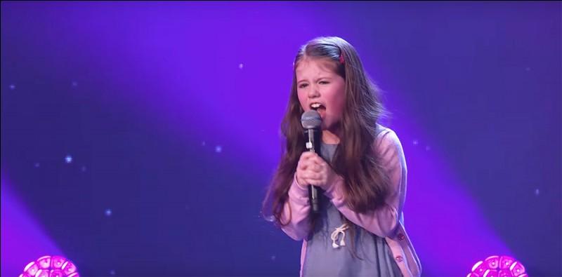 Citroën C4 Cactus a mis en scène une petite fille, Annabelle, qui passerait une audition dans une émission telle que ''La France a un incroyable talent'' . Quel groupe de death metal a créé la chanson qu'elle interprète ?