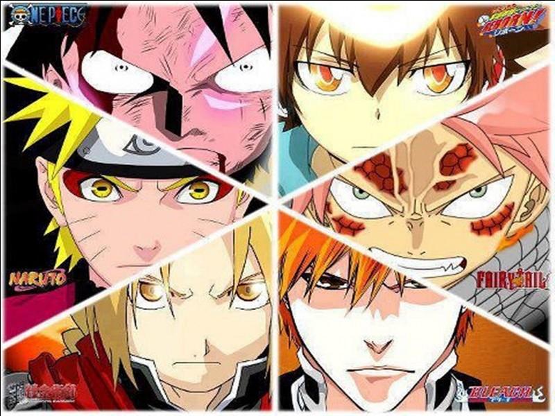 Quel est votre manga préféré ?