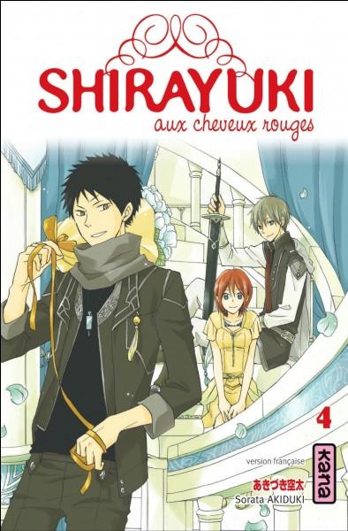 Quel est votre genre de manga préféré ?