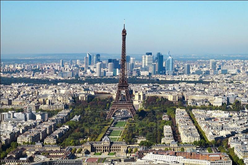 Dans quelle région les Franciliens habitent-ils ?