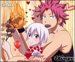 Couples de Fairy Tail