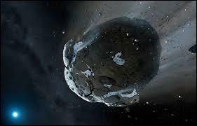 Quelle la différence entre une planète (naine) et un astéroïde ?