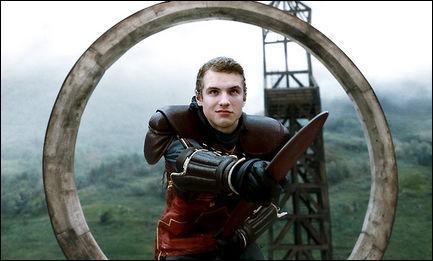 Qui est ce joueur de l'équipe de Quidditch de Gryffondor?