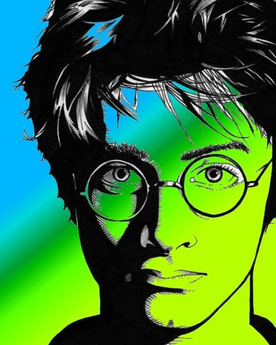 Harry Potter, test de rapidité