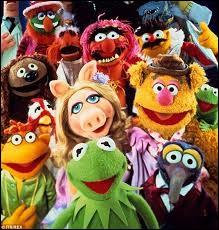 """Dans le """"Muppet show"""", de qui Piggy la cochonne est-elle amoureuse ?"""
