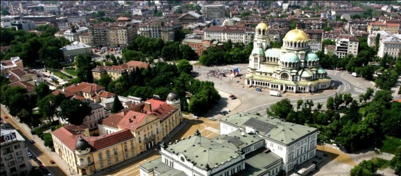Avant dernière étape de notre périple, nous voici dans la capitale de la Bulgarie. Quelle est cette ville ?