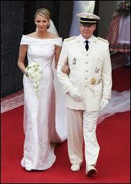 En quelle année se sont mariés Albert de Monaco et Charlène Wittstock ?