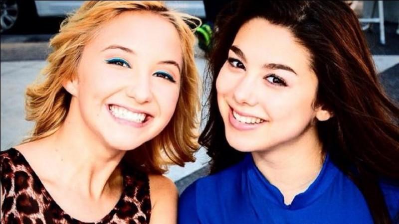 Qui est la meilleure amie de Phoebe ?