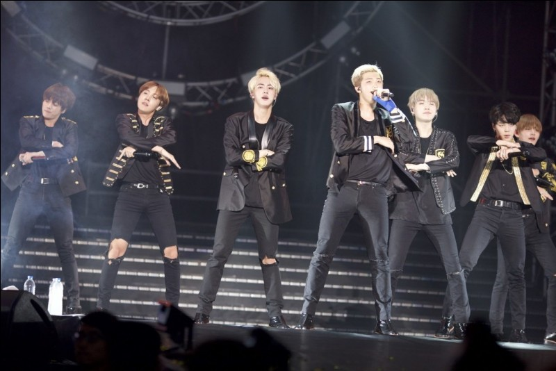 Si tu étais dans un groupe de K-pop, quelle place la plus importante voudrais-tu avoir ?