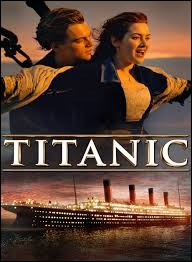 "Le film ""Titanic"", avec Léonardo di Caprio, est sorti en ..."