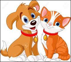 Lequel des ces animaux de fiction n'est pas un chat ?