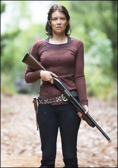 Dans quel épisode de quelle saison Maggie apparaît-elle pour la première fois ?