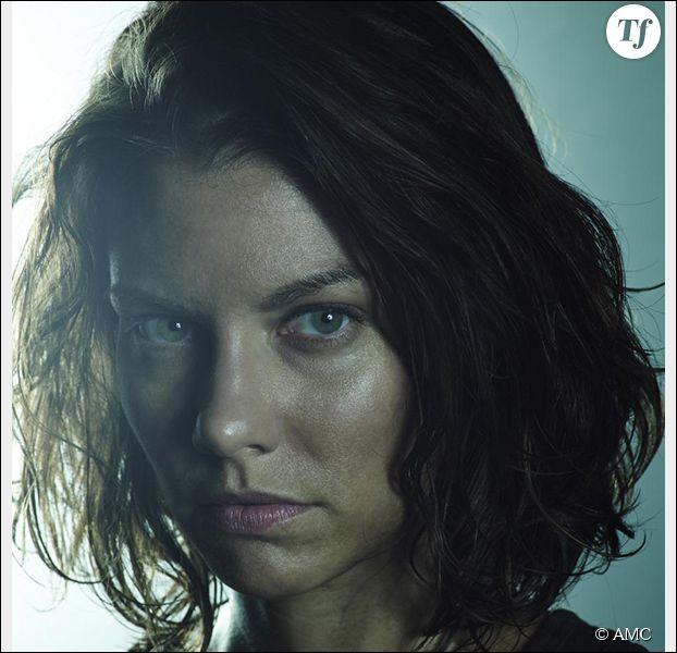 Quel âge a Maggie lorsqu'on la voit pour la première fois ?