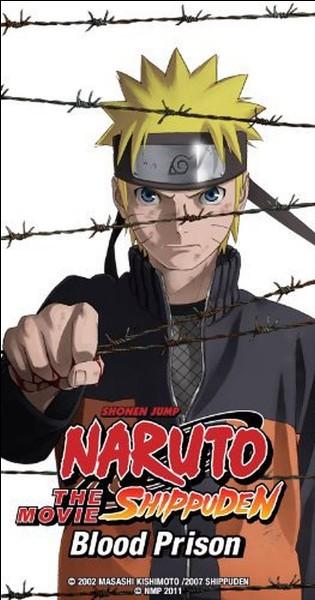 """Comment nomme-t-on la prison dans """"Naruto Blood Prison"""" ?"""