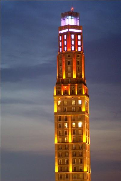 Comment s'appelle cette tour ?