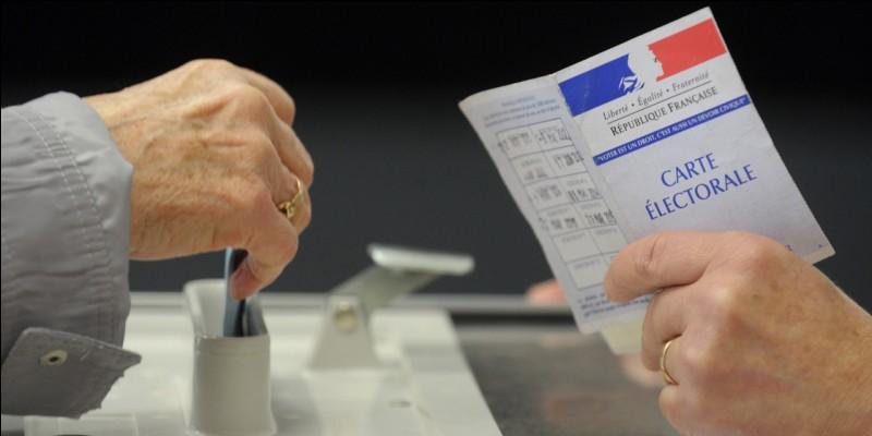 Quel candidat est arrivé avec 6,36 % des suffrages au premier tour ?