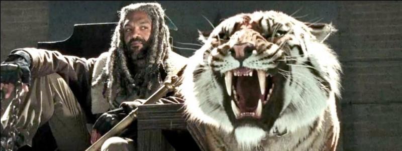 Comment s'appelle le tigre d'Ezekiel ?