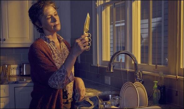 Comment s'appelait la fille de Carol ?