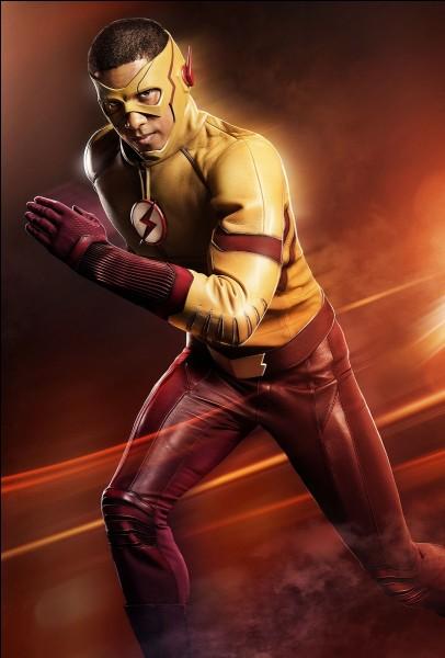 (Spoiler) Wally West devient un héros, comment s'appelle-t-il ?