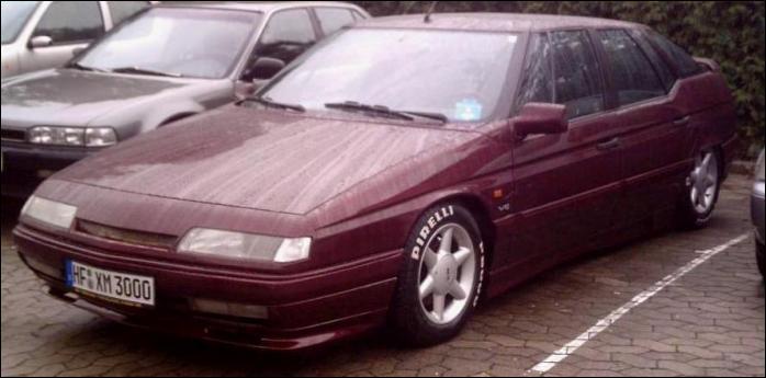 Quelle est cette voiture apparue après le règne de la 2CV ?