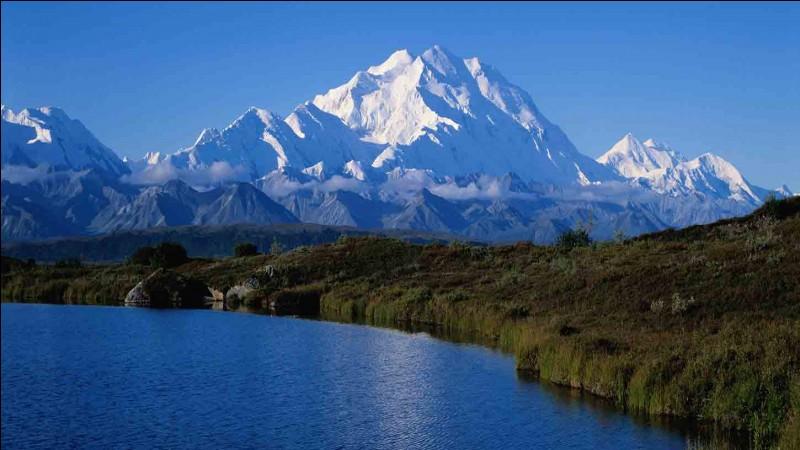 Quelle est la plus haute montagne d'Amérique du Nord ?