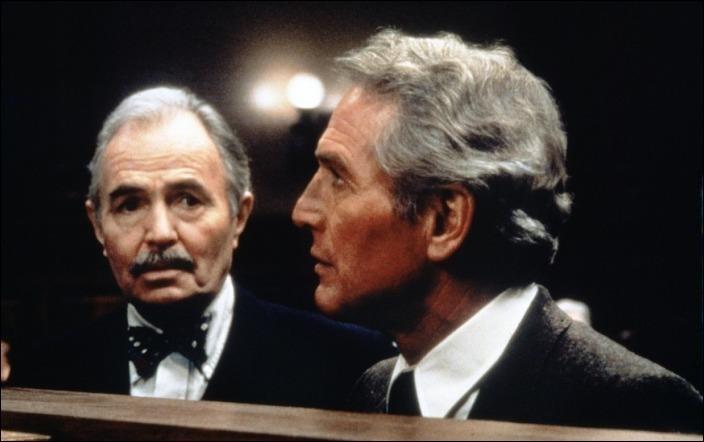 Dans quel film Paul Newman est-il un avocat alcoolique ?