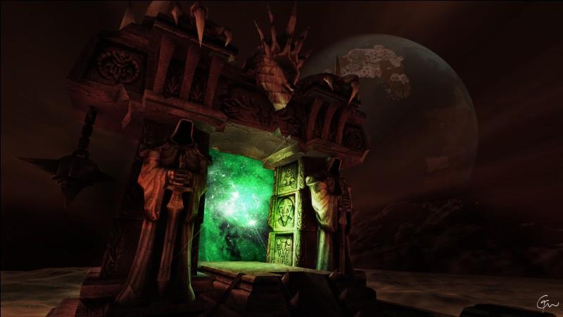 Qui sont les deux personnages emblématiques du jeu, qui l'ont ouvert ?