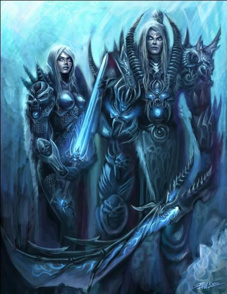 Qui était le premier chevalier de la mort ?