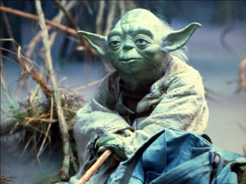 Sur quelle planète maître Yoda fuit-il après la revanche des Sith ?