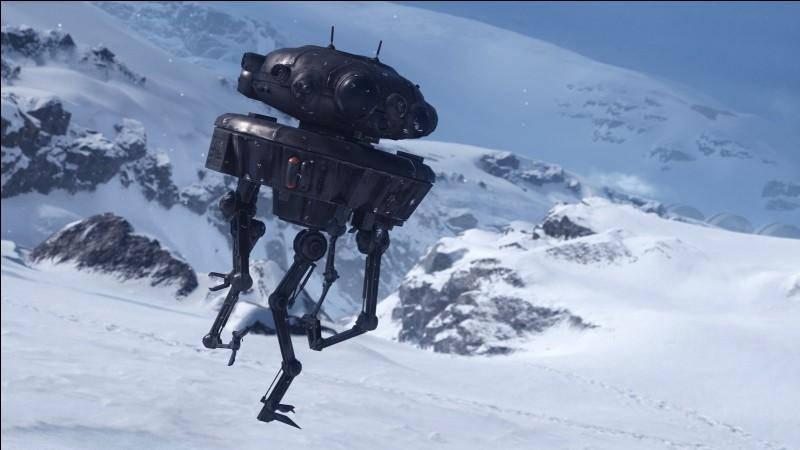 Comment s'appellent les droïdes utilisés pour localiser les rebelles ?