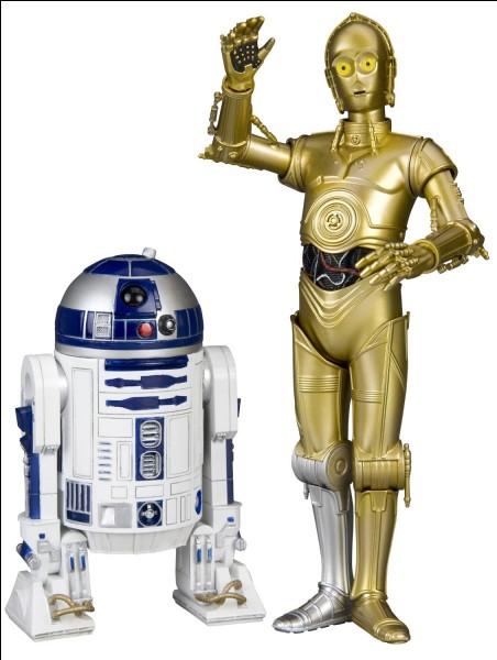Par qui se font capturer R2-D2 et C-3PO sur Tatooine ?