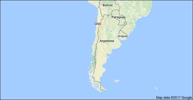 Quelle est la capitale du pays qui borde majoritairement le Pacifique ?