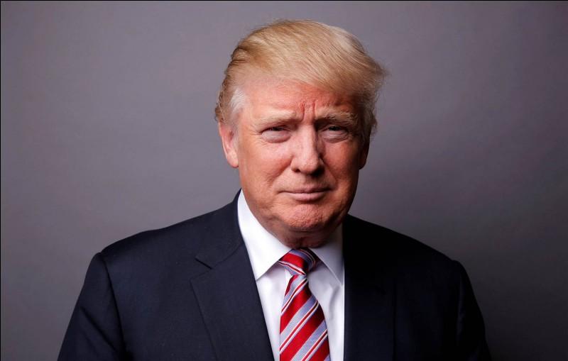 Quelle est la capitale du pays qui a élu Donald Trump comme président il y a 5 mois ?